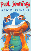 Rascal Plays Up   Picture Book