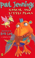 Rascal and Little Flora   Picture Book