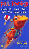 Rascal and the Hot Air Balloon   Picture Book