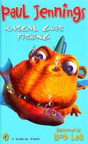 Rascal goes Fishing   Picture Book