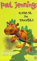 Rascal in Trouble   Picture Book